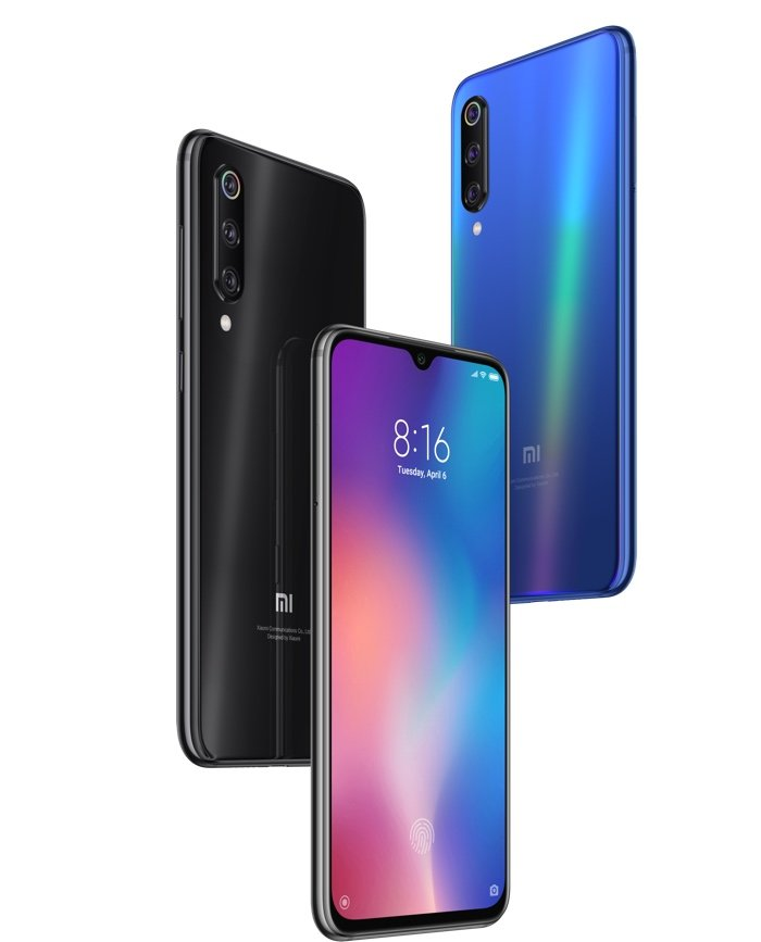 Xiaomi lên kệ hai smartphone Mi 9 và Mi 9 SE, giá từ 8,5 triệu
