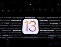 Apple công bố iOS 13 với nhiều tính năng mới, bảo mật hơn