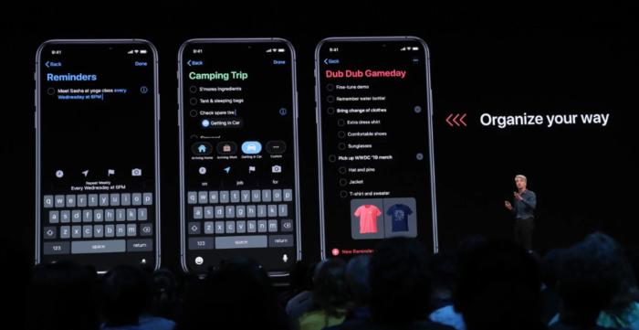 Apple phát hành rộng rãi iOS 13 beta