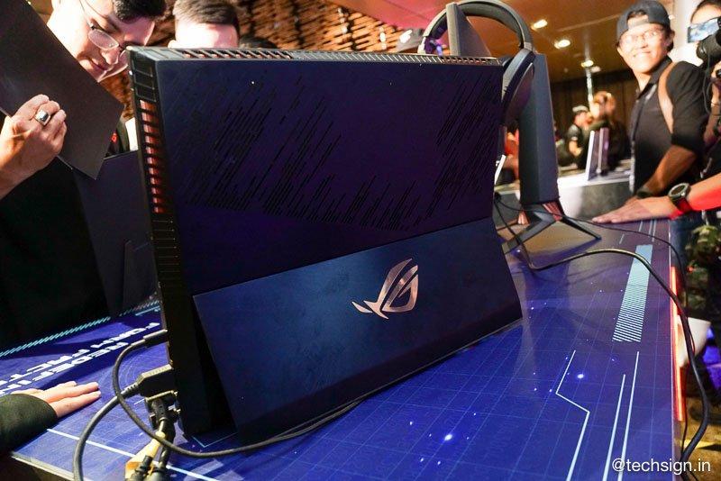 ASUS ROG tổ chức sự kiện Be Unstoppable công bố dải laptop gaming mới