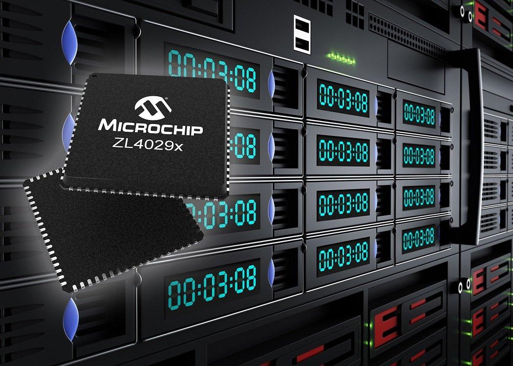 Microchip giới thiệu Bộ đệm First Clock đáp ứng Tiêu chuẩn DB2000Q/QL