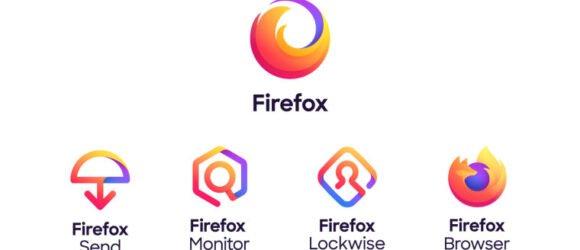 Mozilla ra mắt bộ logo Firefox mới mang tính biểu tượng hơn