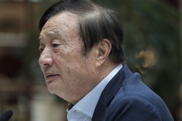 CEO Huawei tiết lộ thiệt hại của lệnh trừng phạt của Mỹ