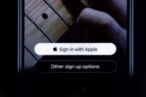 Apple yêu cầu đặt nút 'Đăng nhập với Apple' trên Google, Facebook