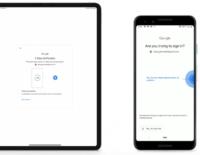 Dùng điện thoại Android làm khóa bảo mật khi đăng nhập trên iOS