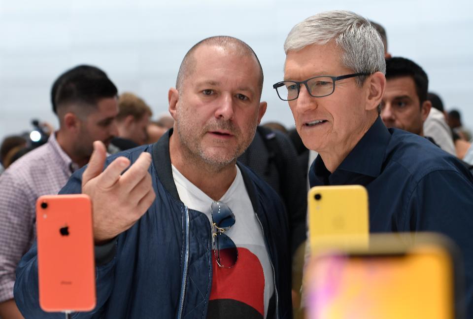 Giám đốc thiết kế Jony Ive sẽ rời Apple từ cuối năm nay
