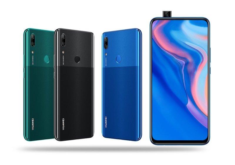 Huawei Y9 Prime 2019: camera pop-up, màn hình không viền
