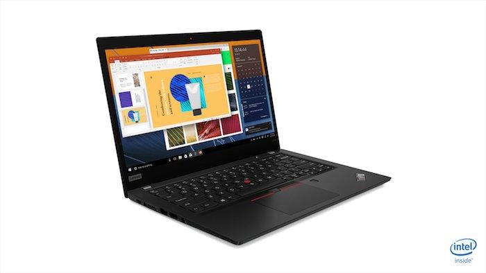 Lenovo ra mắt laptop ThinkPad X390, T490 và T490s