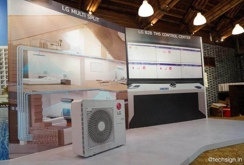 LG triển khai các giải pháp tổng thể về điều hòa và thanh lọc không khí thông minh
