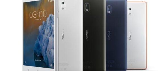 Nokia 3 chính thức lên Android 9 Pie