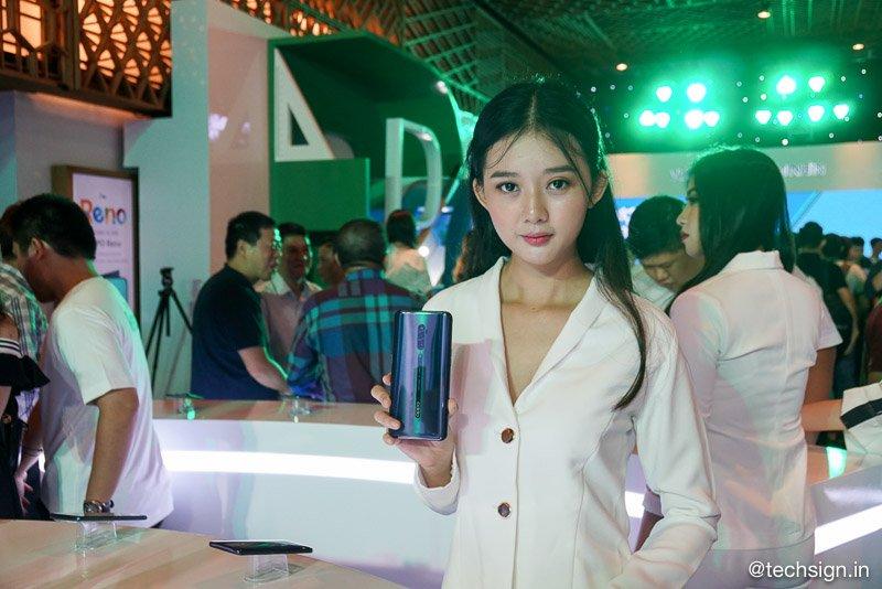 OPPO Reno 10x Zoom bán số lượng giới hạn tại Việt Nam
