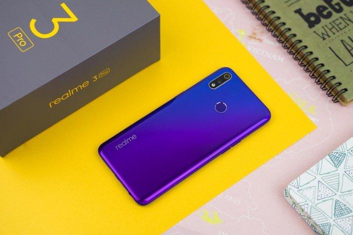 Realme 3 Pro lên kệ tại Việt Nam từ ngày 22/6 có giá bao nhiêu?