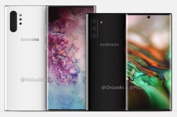 Samsung Galaxy Note 10 sẽ ra mắt vào 7/8 tới