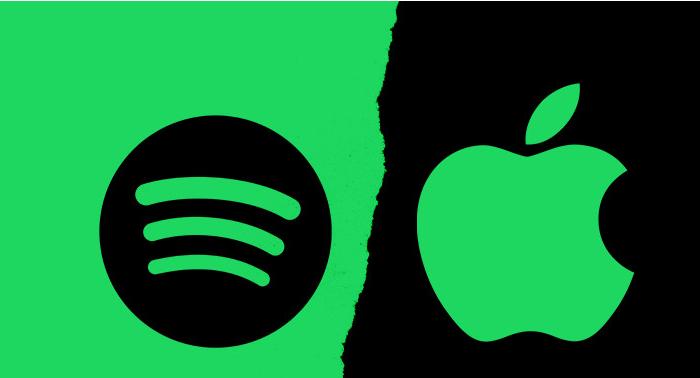 Apple: Spotify chỉ trả phí cho 0.5% lượng người đăng ký