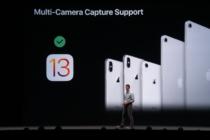 Apple hỗ trợ tính năng Multi-cam, cho phép chụp nhiều camera cùng lúc ở iOS 13