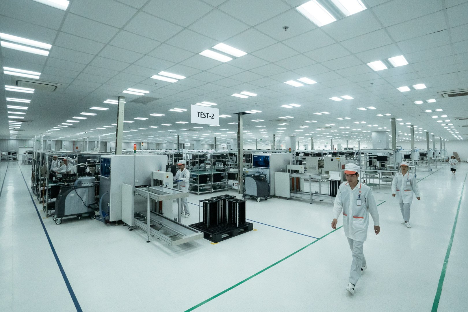 Vingroup khởi công nhà máy sản xuất smartphone tại Hà Nội