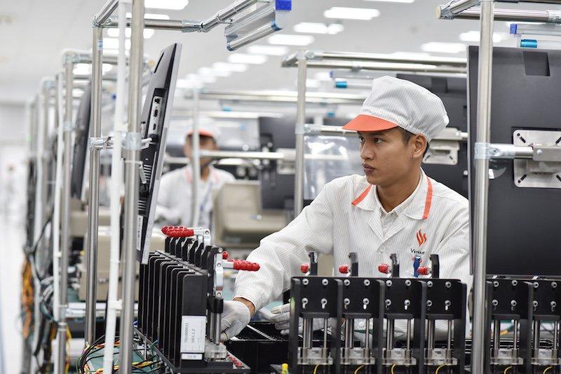 VinSmart hợp tác Fujitsu, Qualcomm phát triển smartphone 5G