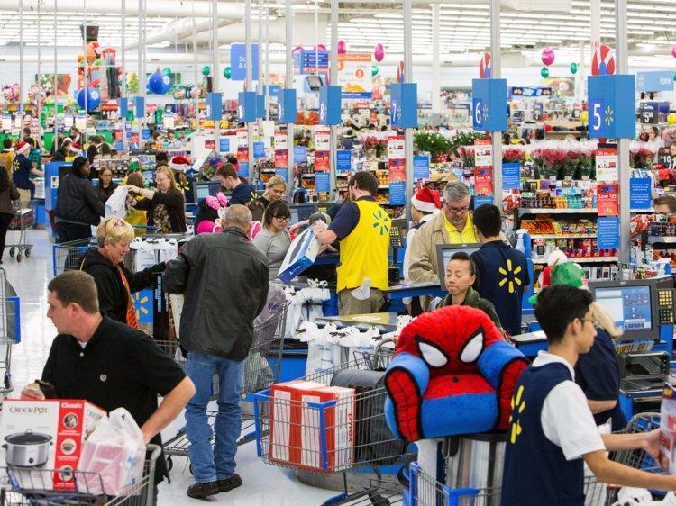 Walmart sử dụng camera AI để ngăn chặn mất mát hàng hóa