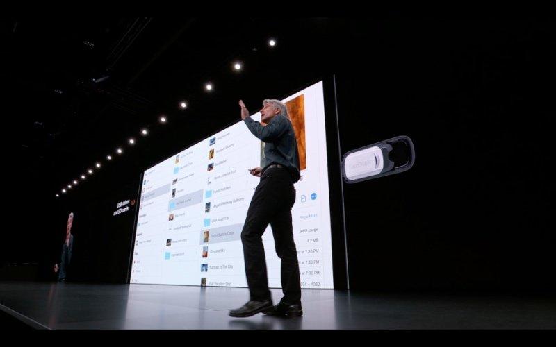 WWDC 2019: Apple công bố hệ điều hành iPadOS dành cho tablet