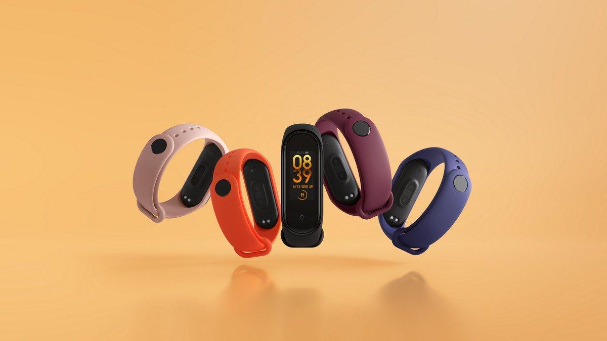 Xiaomi ra mắt vòng theo dõi sức khỏe Mi Smart Band 4, giá 850 ngàn đồng