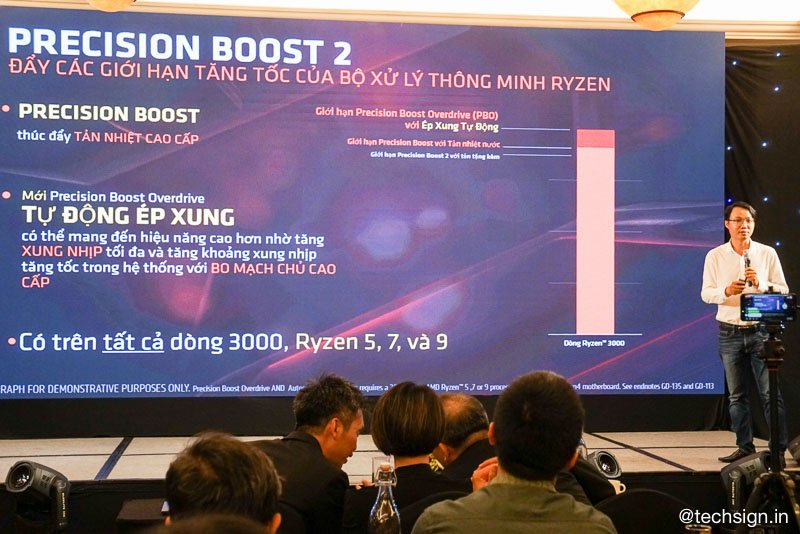 AMD ra mắt dòng GPU Radeon RX 5700 và CPU Ryzen thế hệ thứ ba