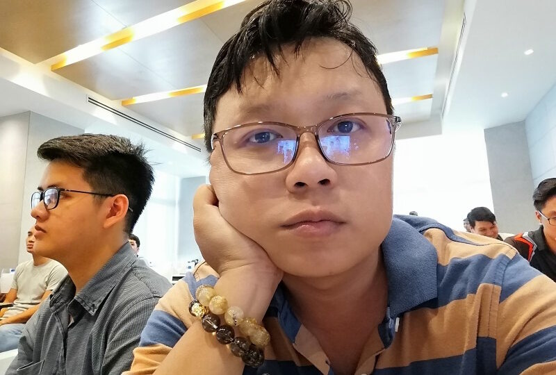 Ảnh chụp từ Huawei Y9 Prime 2019