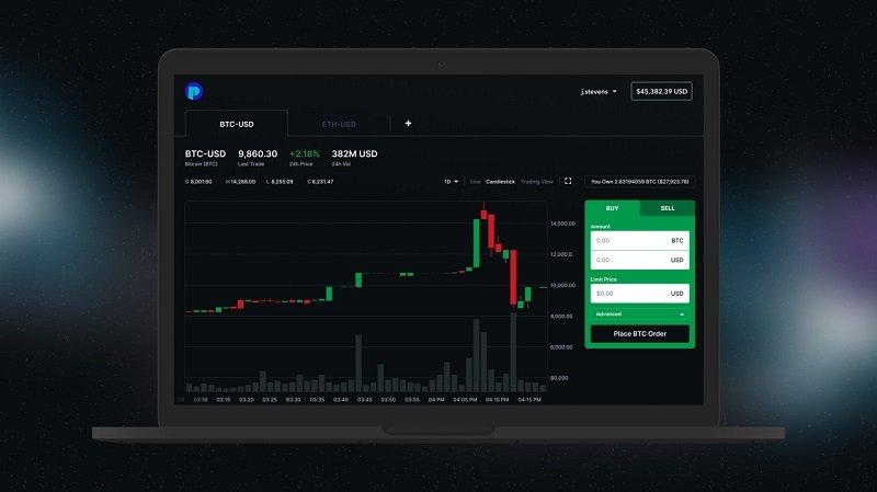 Blockchain ra mắt sàn giao dịch tiền điện tử The PIT