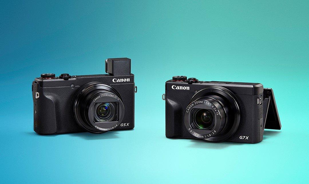 Canon PowerShot G5 X Mark II, G7 X Mark III ra mắt, hỗ trợ livestream cho Vlogger