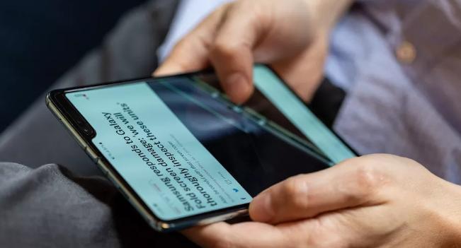 CEO Samsung: 'Tôi đã thúc ra mắt Galaxy Fold khi thiết bị chưa sẵn sàng'