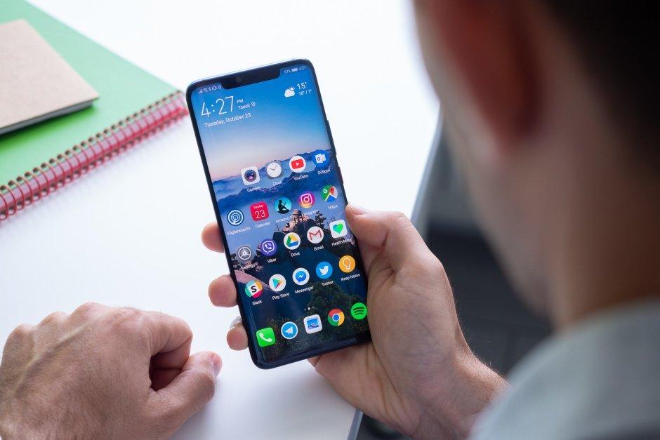 Chưa chắc trong tương lai điện thoại Huawei sẽ được chạy Android