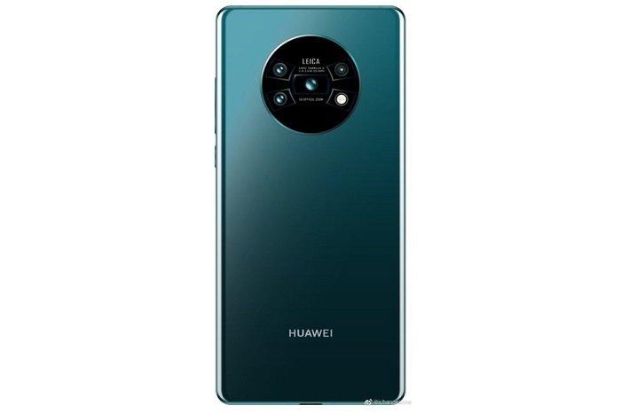 Rò rỉ thiết kế cụm 4 camera sau của Huawei Mate 30