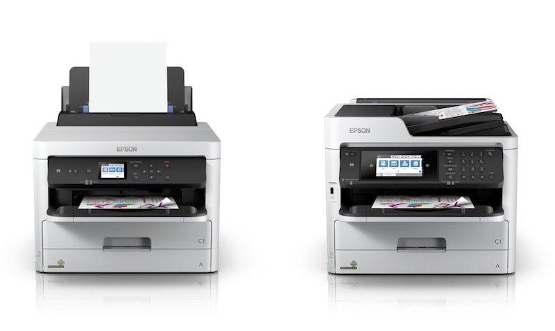 Epson giới thiệu hai máy in phun văn phòng tốc độ cao