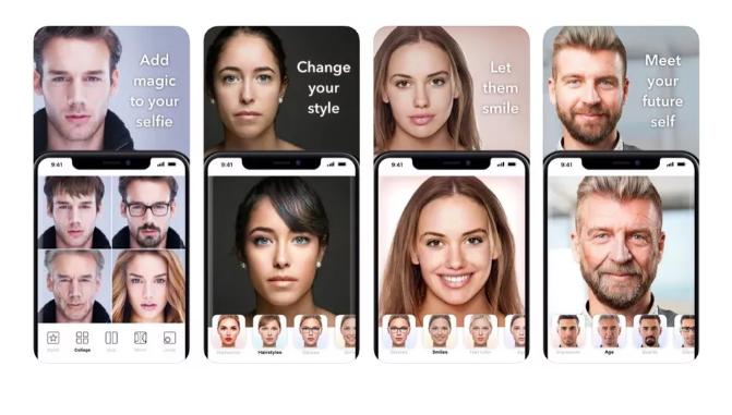 Ứng dụng làm già hóa khuôn mặt FaceApp liệu có đang thu thập dữ liệu hình ảnh người dùng?