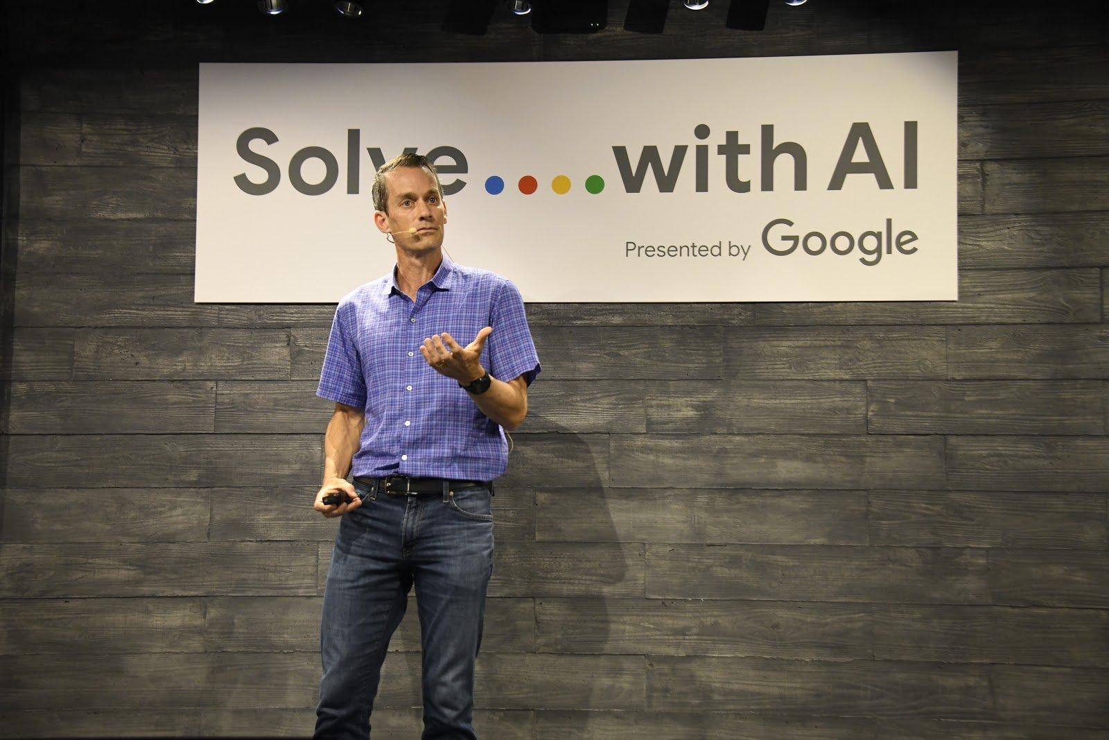 Google tổ chức sự kiện về trí tuệ nhân tạo