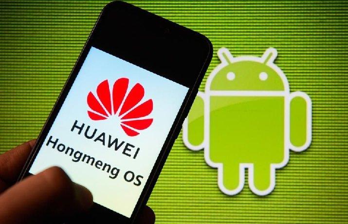 CEO Huawei: 'Chưa có hệ điều hành thay thế Android'