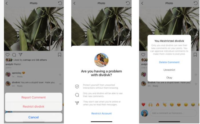 Instagram dùng trí tuệ nhân tạo ngăn bạo lực trên mạng
