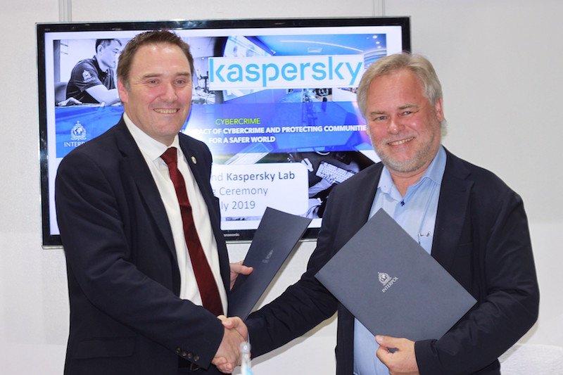 Kaspersky hợp tác Interpol chống tội phạm mạng