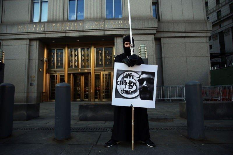 Quản trị viên trang web đen Silk Road vừa bị kết án 78 tháng tù
