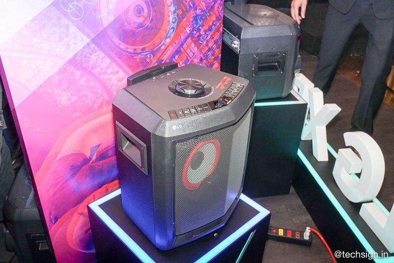 LG ra mắt 4 loa XBOOM đa tính năng, bán tại hệ thống Điện Máy Xanh