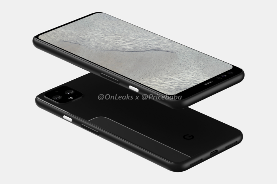 Google Pixel 4 XL sẽ không còn màn hình tai thỏ, được trang bị 5 camera