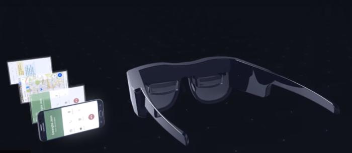 Samsung nộp bằng sáng chế kính AR mà Apple đã tạm ngưng phát triển