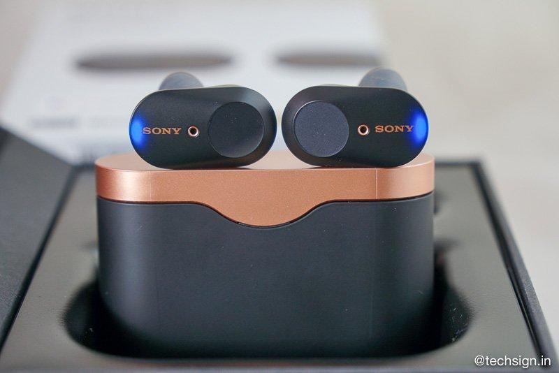 Sony mở sự kiện trải nghiệm và đặt trước tai nghe WF-1000XM3