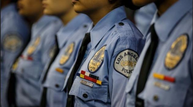 Thông tin cá nhân hàng ngàn cảnh sát Los Angeles bị đánh cắp
