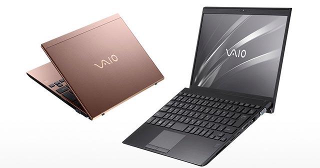 Ra mắt laptop VAIO SX12: thiết kế nhỏ gọn, rất nhiều cổng kết nối