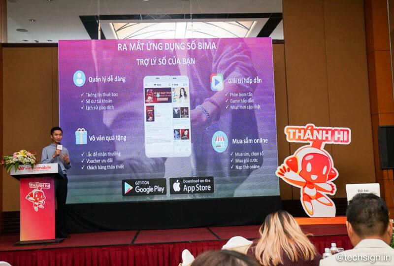 Vietnamobile đã có SIM Thánh Hi, ứng dụng Bima và dịch vụ thoại qua WiFi