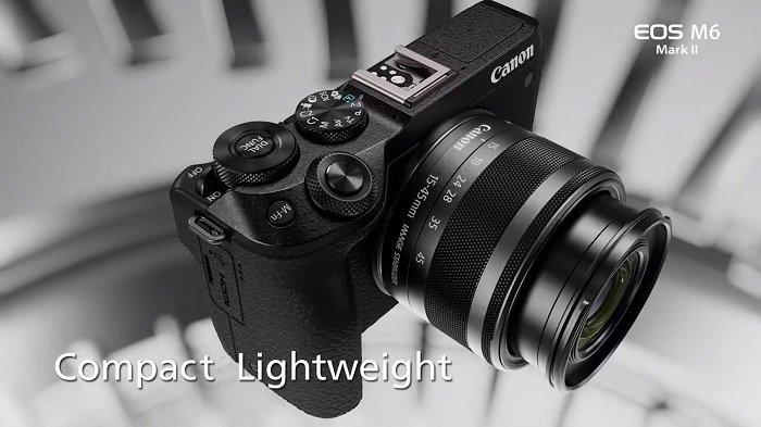 Canon tiết lộ bộ đôi máy ảnh DSLR EOS 90D và mirrorless EOS M6 Mark II