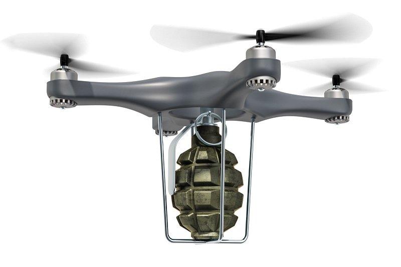 FAA cảnh báo việc vũ khí hóa máy bay không người lái