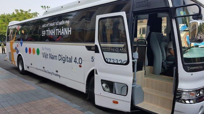 Google hợp tác Bộ Công Thương mở rộng chương trình Bệ phóng Việt Nam Digital 4.0