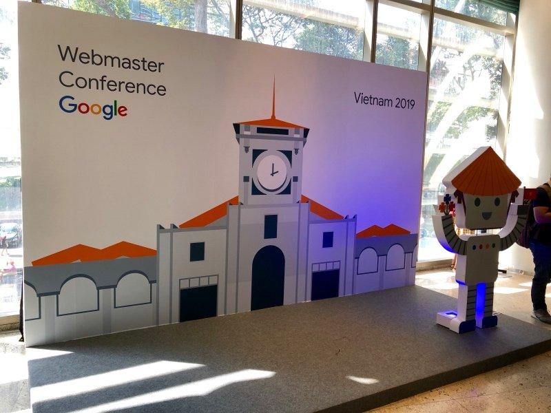 Lần đầu tiên diễn ra sự kiện Google Webmaster Conference tại Việt Nam