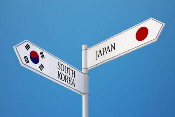 Hàn Quốc và Nhật Bản liên tục loại nhau khỏi danh sách trắng